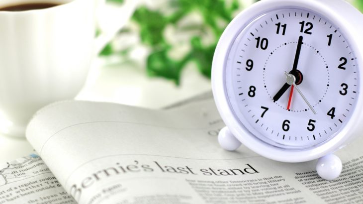 サマータイムや働き方改革は美容の敵!?体内時計の乱れを整える3つのポイント